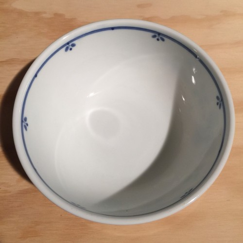 D4 藍藤花烏龍麵碗(兩入組)